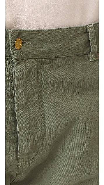 Nili Lotan 斜纹裤子