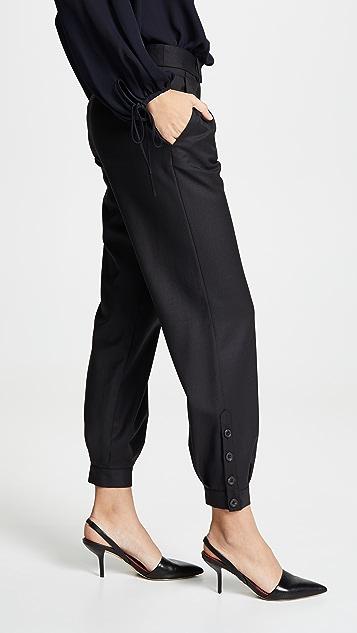 Nili Lotan Bertina 长裤