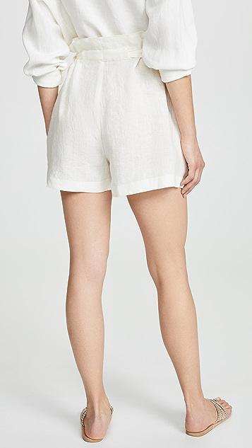 Nili Lotan Mora 短裤