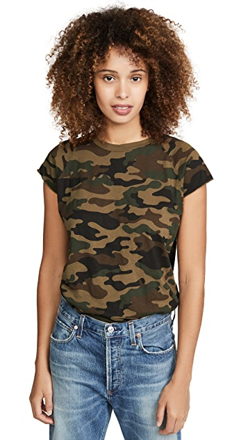 Nili Lotan 短袖棒球 T 恤
