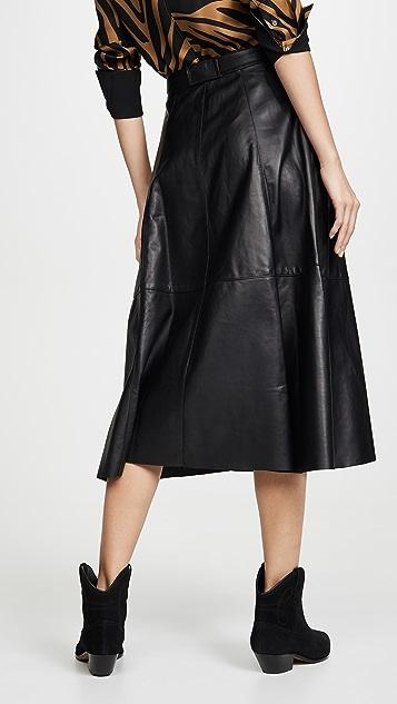 Nili Lotan Lila 半身裙
