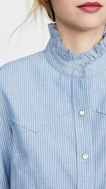Nili Lotan Lissa 衬衫