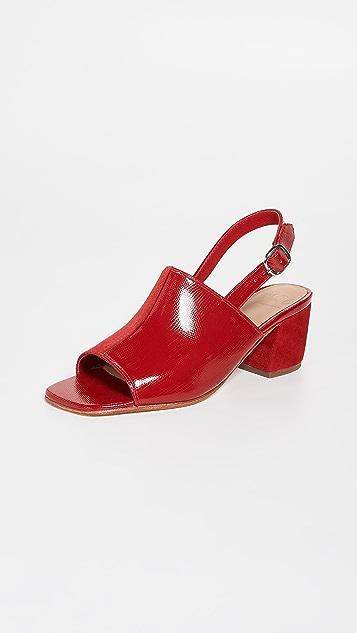 No. 6 Leah 凉鞋