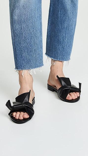 No. 21 结饰凉拖鞋