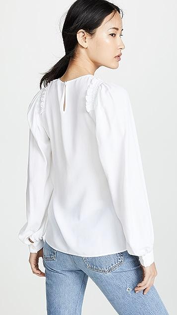 No. 21 泡泡袖衬衣