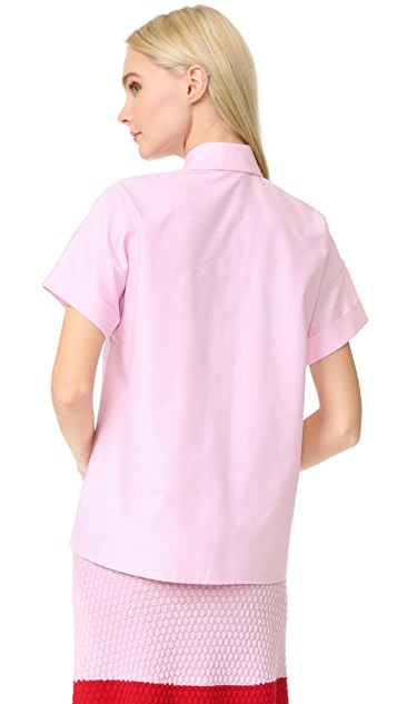 Novis 短袖女式衬衫