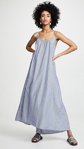 9seed Tulum 罩层长裙