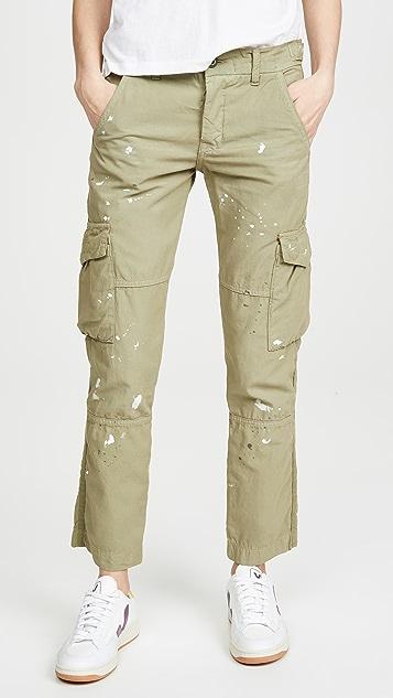 NSF Basquait 工装裤
