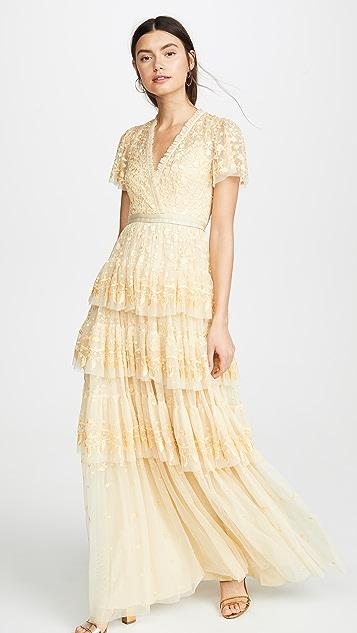Needle & Thread Angelica 蕾丝礼服