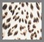 黑色豹纹印花