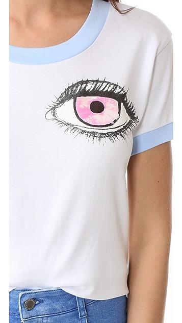 Natasha Zinko 眼睛 T 恤