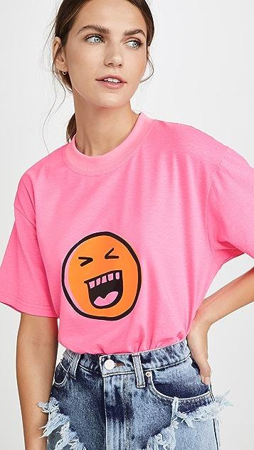 Natasha Zinko 印花 T 恤