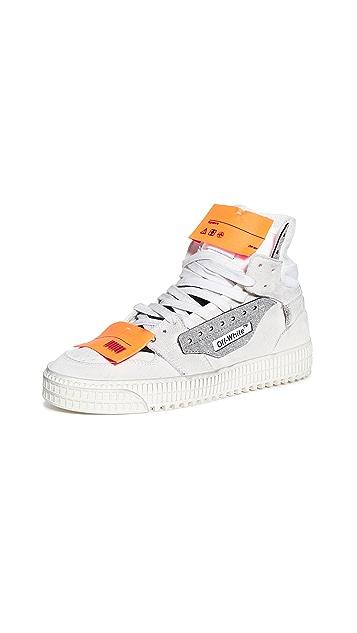 Off-White 场外运动鞋