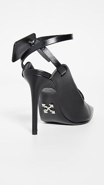 Off-White Warped 浅口鞋