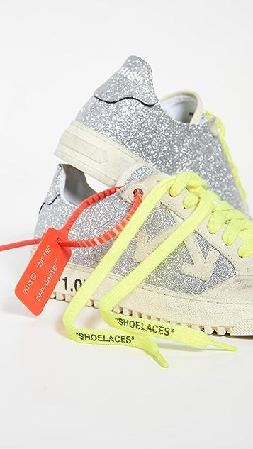 Off-White 亮片箭头 2.0 运动鞋
