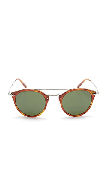 Oliver Peoples Eyewear Remick 太阳镜