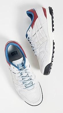 오니츠카 타이거 Onitsuka Tiger Tiger Horizonia Sneakers,Glacier Grey/Cream