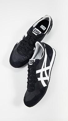 오니츠카 타이거 Onitsuka Tiger Serrano Sneakers,Black/White