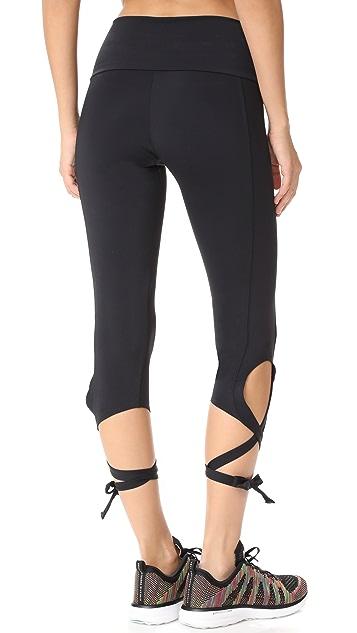Onzie 芭蕾风七分贴腿裤