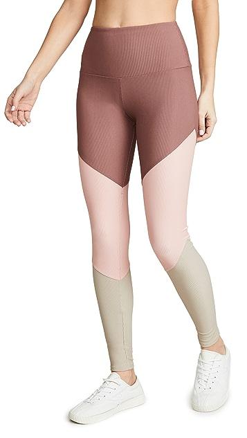 Onzie 高腰运动贴腿裤