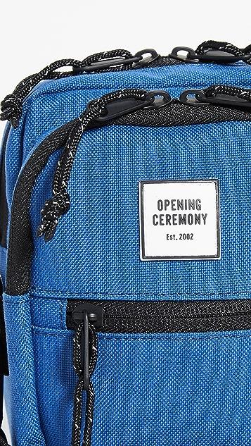 Opening Ceremony 锦纶迷你斜背包