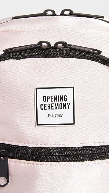 Opening Ceremony 缎面迷你斜挎包