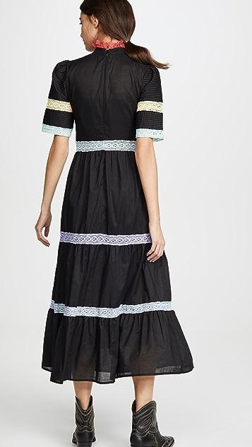 Olivia Rubin Alia 连衣裙