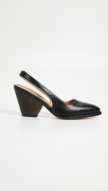 The Palatines Imago 露跟浅口鞋