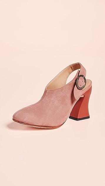The Palatines Delicata 露跟鞋