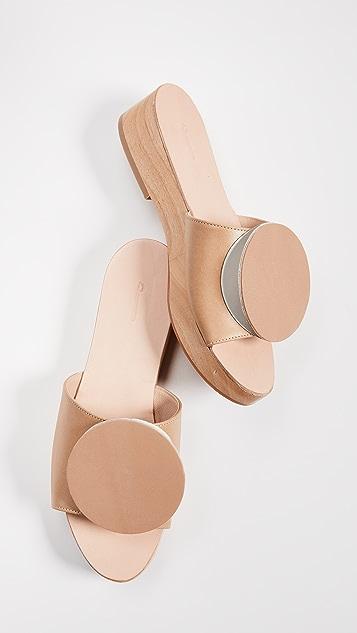 The Palatines Editio Origami 便鞋