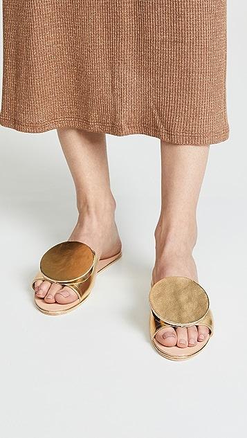 The Palatines Caeleste Origami 便鞋