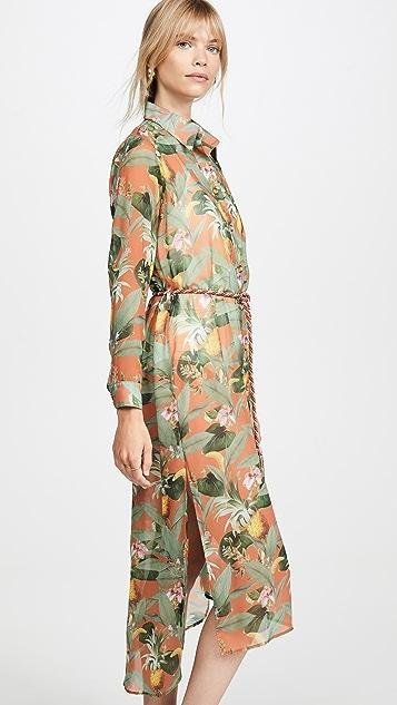 Palmacea 吊带背心式长连衣裙
