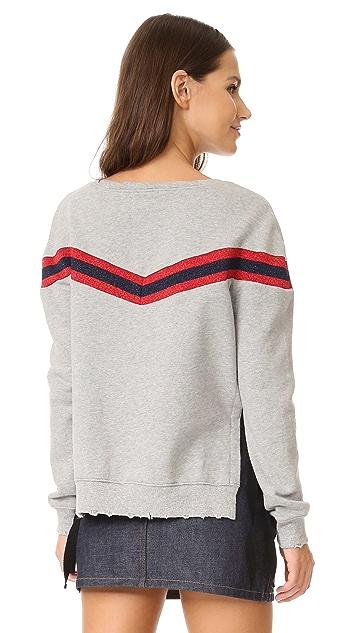 Pam & Gela 刺绣运动衫