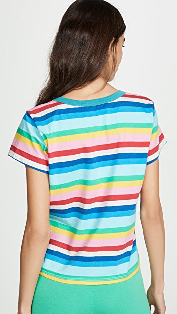 Pam & Gela 春日彩虹 T 恤