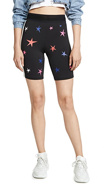 Pam & Gela 星星单车短裤