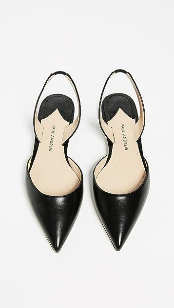 Paul Andrew Rhea 15 平底鞋