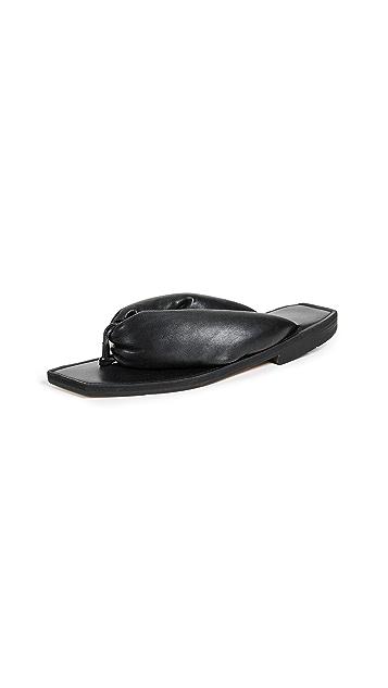 Parme Marin 夹趾凉拖鞋