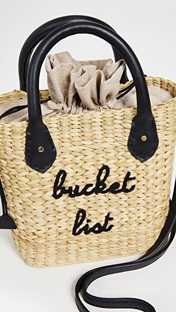 Poolside Bags Small Le Nord Bucket List 包