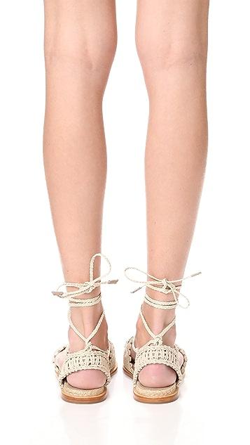 Paloma Barcelo Cruis 平底凉鞋