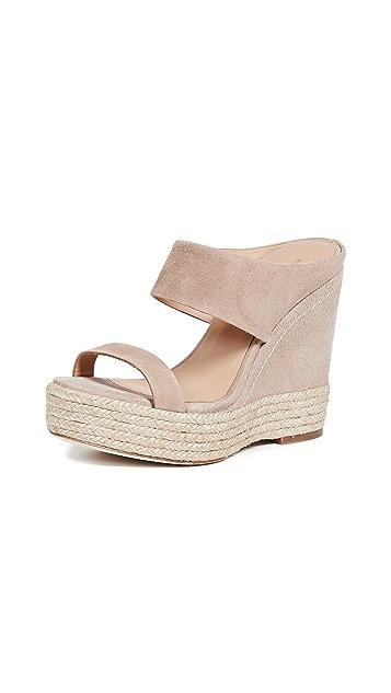Paloma Barcelo Plantanillo 坡跟穆勒鞋