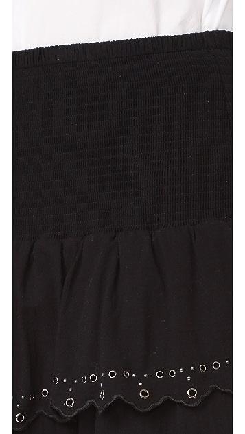 PAIGE Cara 半身裙