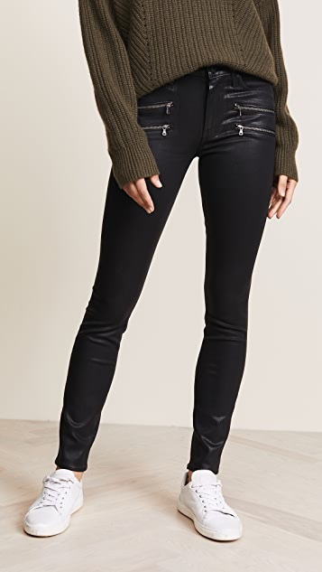 PAIGE Edgemont 高腰牛仔裤