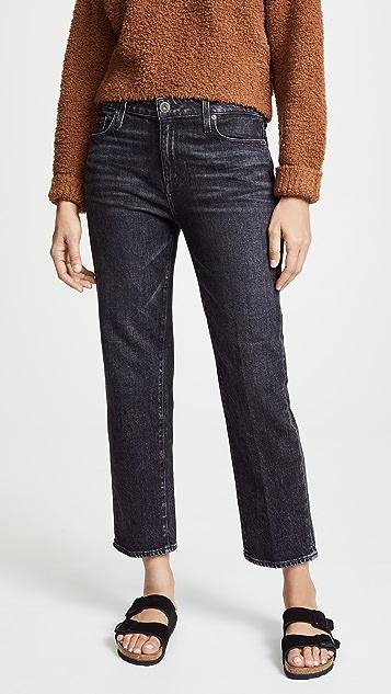 PAIGE Noelle 直脚牛仔裤