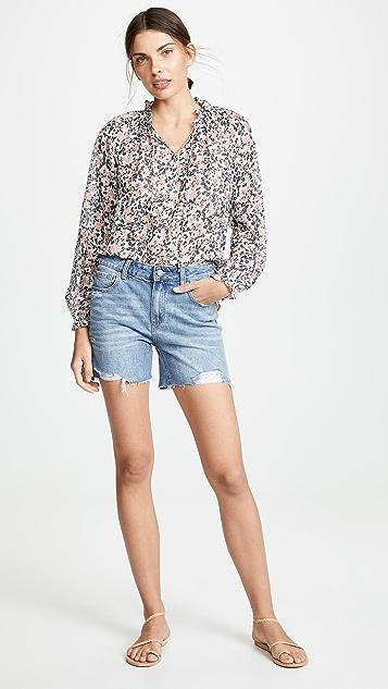 PAIGE Sarah 短裤