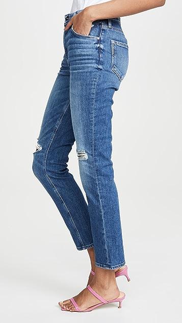 PAIGE Sarah 修身牛仔裤