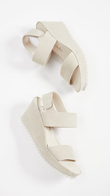 Pedro Garcia Fiona 坡跟凉鞋