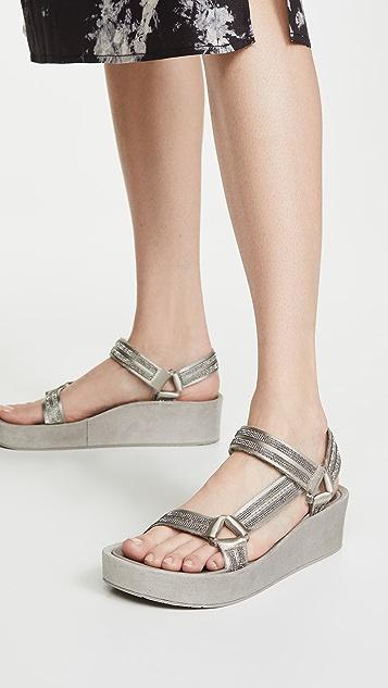 Pedro Garcia Lorenza 凉鞋