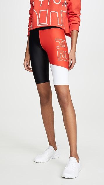 P.E NATION Benchwarmer 短裤
