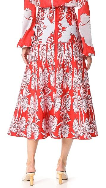Pepa Pombo Carioca 半身裙