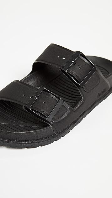 People Footwear Lennon 搭扣便鞋